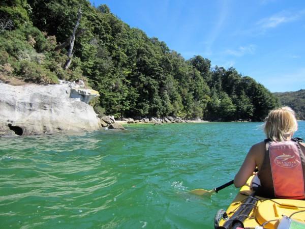south-island of new-zealand abel-tasman-park_kayaking