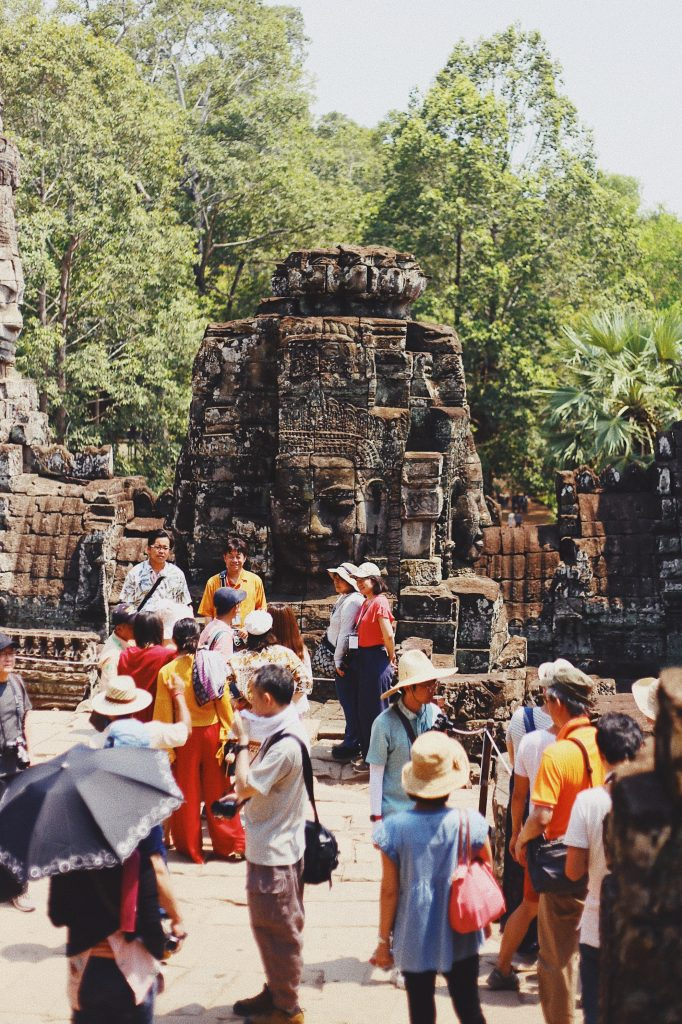 Beat the crowd at Ankor Wat