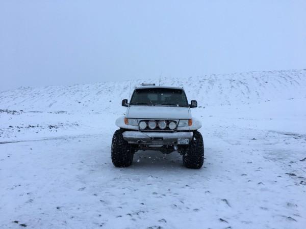 Transport Iceland