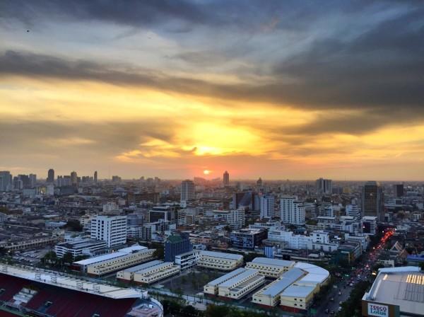 Bangkok, love Thailand
