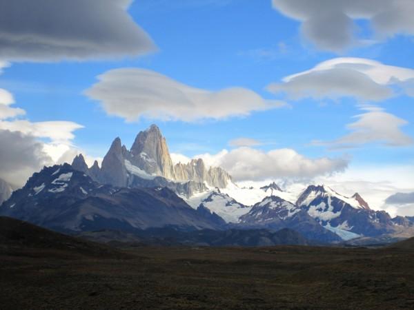 mount-fitz-roy, Argentina