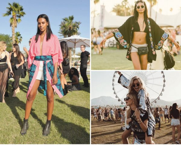 Coachella trends 2018