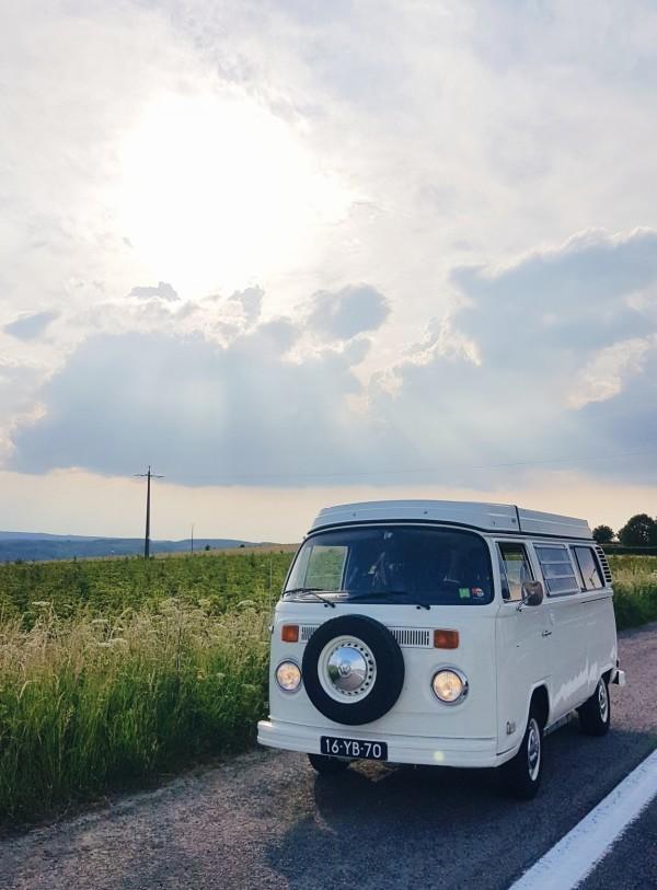 Volkswagen dreams. Camptoo