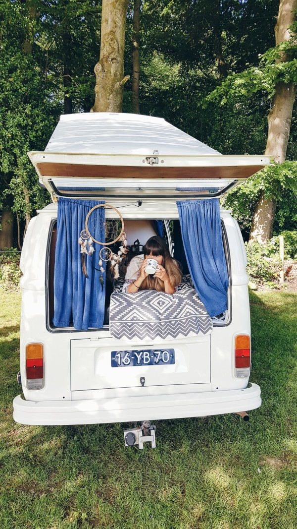 Camptoo, the Airbnb for Campers!