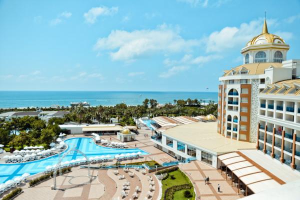 Hotel Dephine BE in Turkey