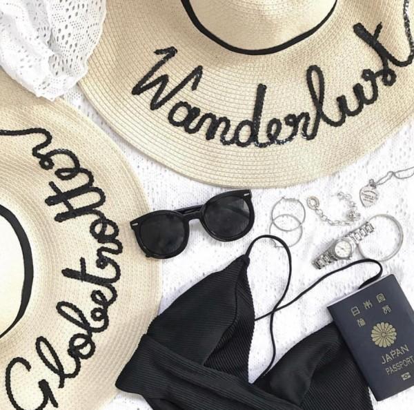 slogan-beach-hat