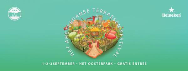 Amsterdam terrace festival