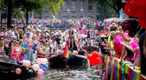 Amsterdam Pride Guide 2017