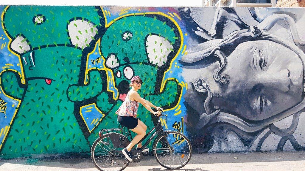 Barcelona Guide, cycling