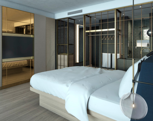 QO, sustainable hotels in Amsterdam