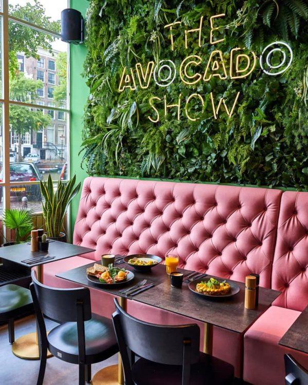 The Avocado Show new restaurants