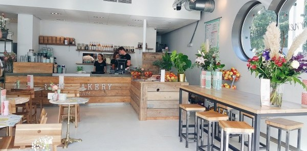 new corner bakery Amsterdam