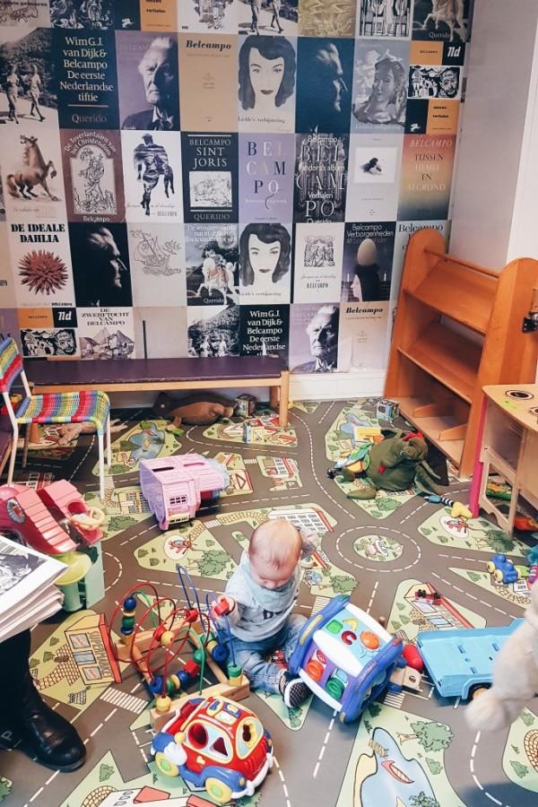 child & baby friendly Cafés