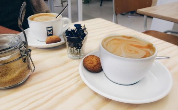 Koffie bij de Utrechtse Boekenbar