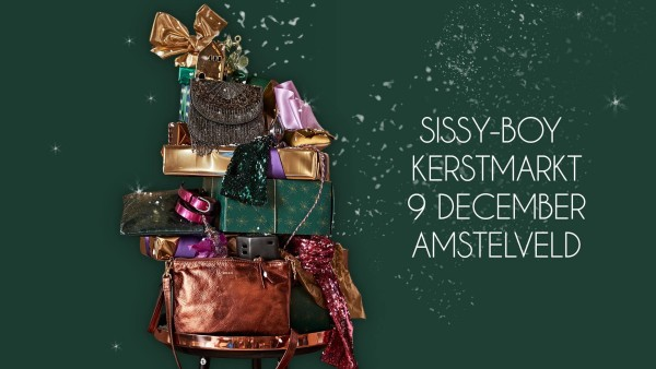 sissy Boy Kerstmarkt, Amsterdam Christmas Events 2017