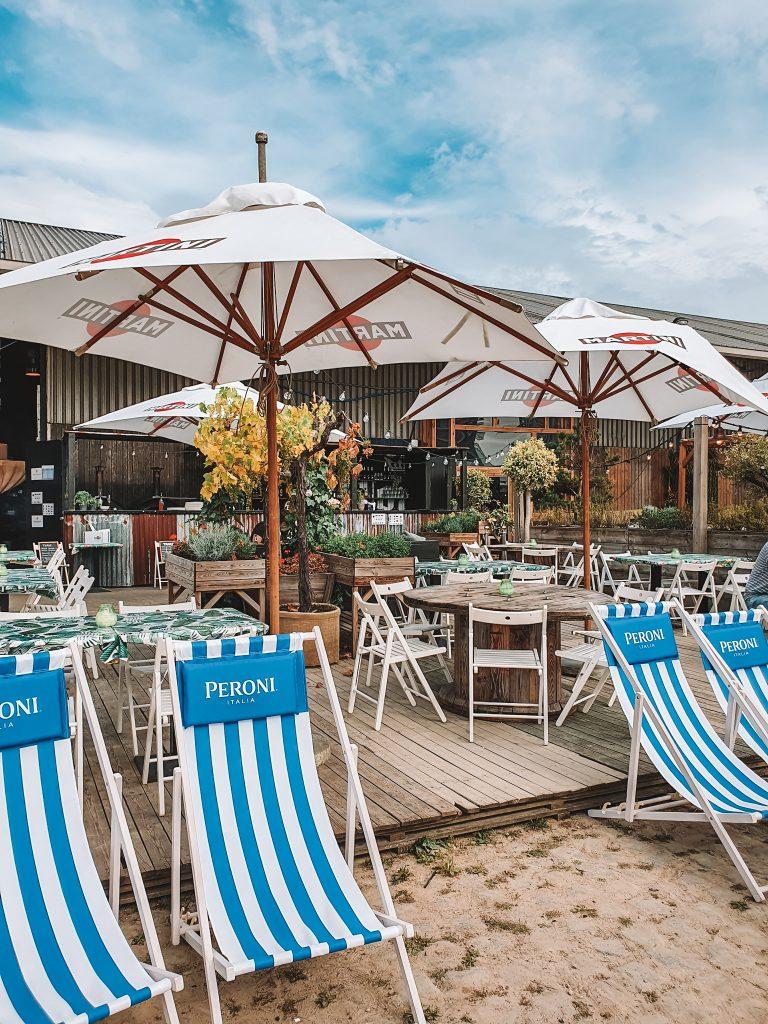 Beach bars Antwerp