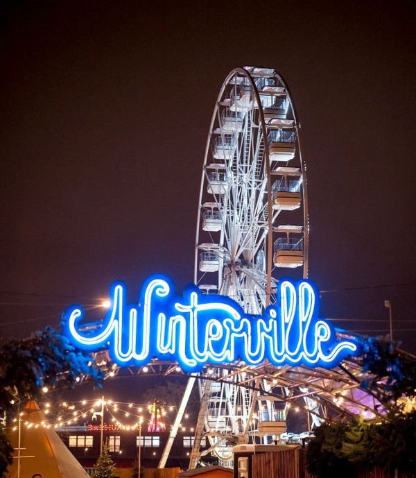 Winterville, Christmas in London