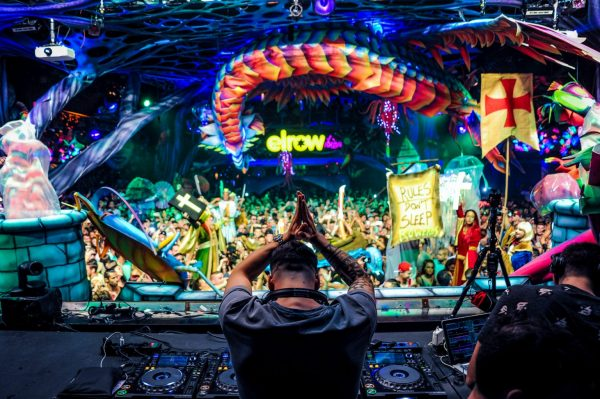 Elrow Town is coming to Amsterdam!