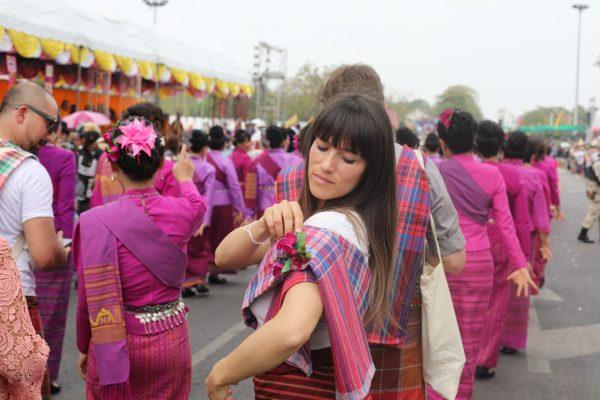 Bun Pha Wet festival, Isan, Thailand