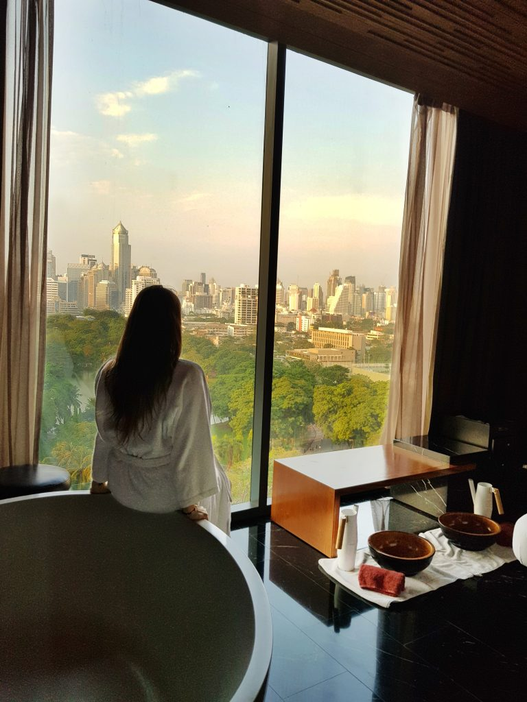 SO Sofitel Spa Bangkok
