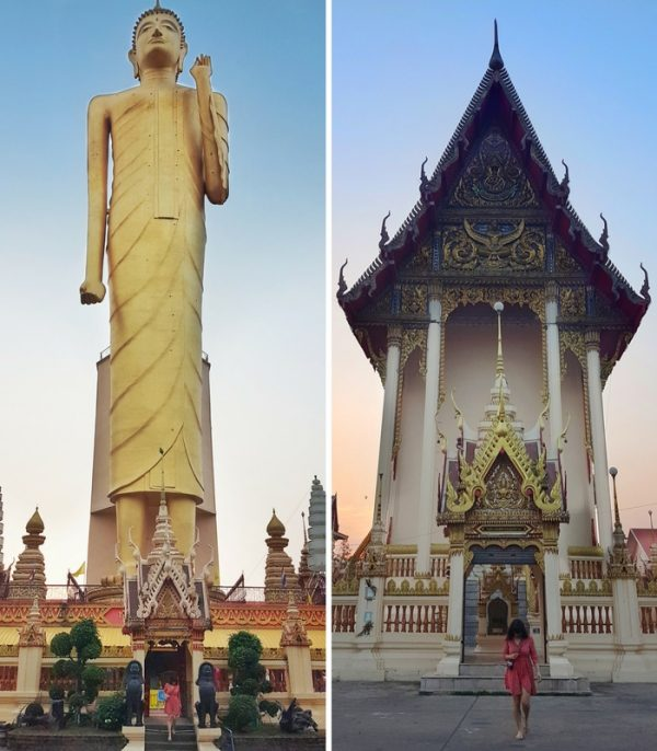 Roi Et, talest Buddha