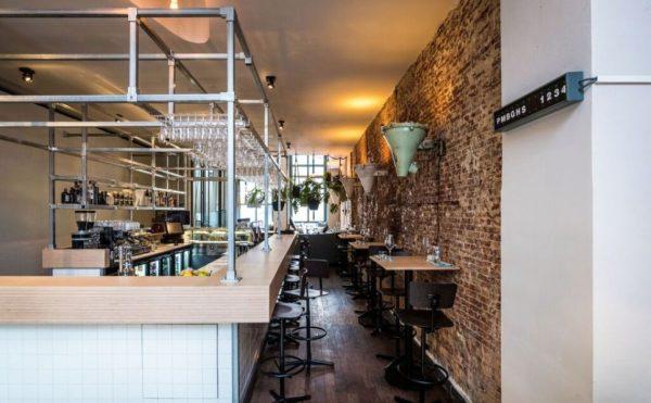 Spingaren entrance bar
