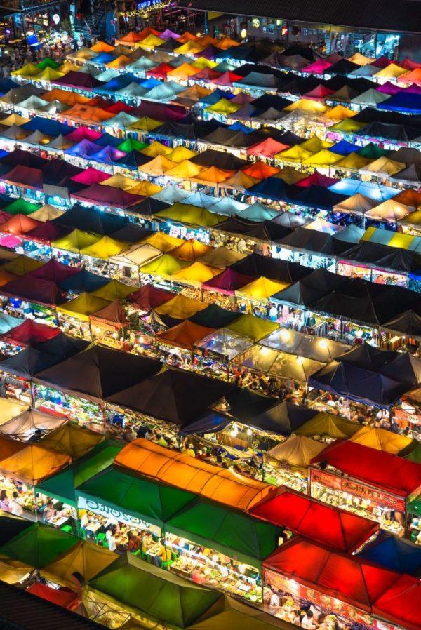 Night Market Bangkok