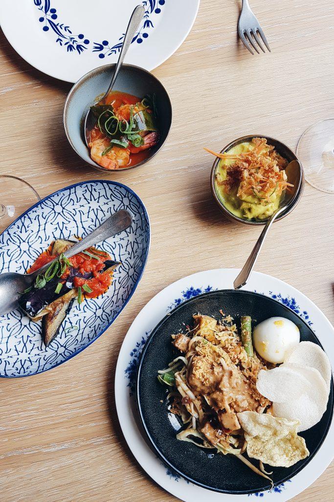 Bali Brunch at Mama Makan