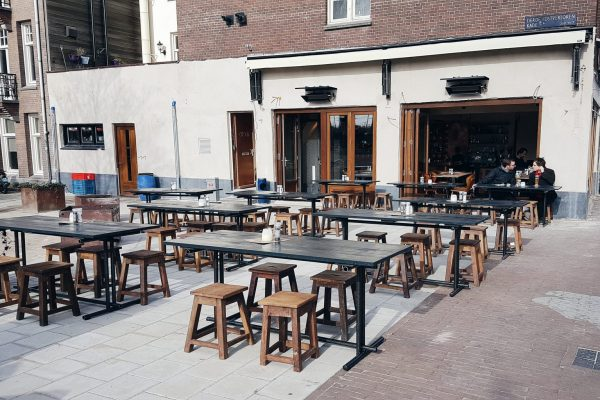 Just in time for spring » Bar Kosta is open!