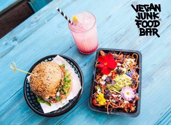 The Vegan Junk Food Bar Amsterdam Eastside