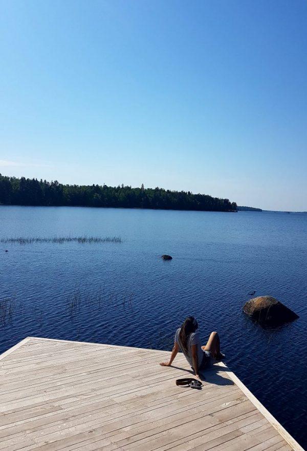 Asnen Lake