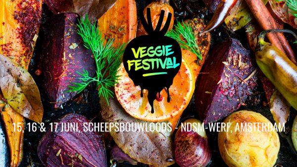 Veggie festival Amsterdam