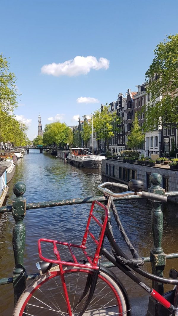 Amsterdam Event Calendar for May 2018