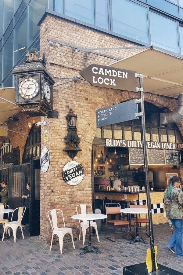 Camden lock, London City Guide