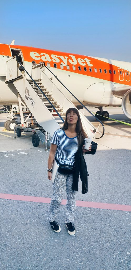 Easyjet naar London