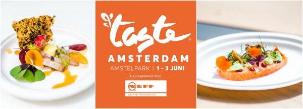 Amsterdam Event Calendar for June 2018