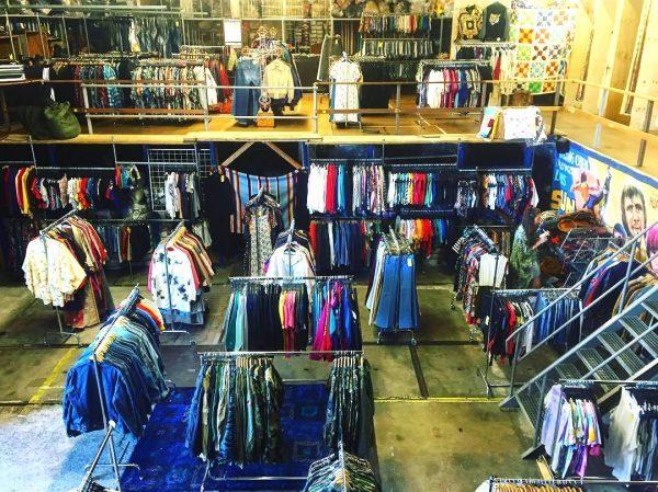 Vintage stores in Amsterdam