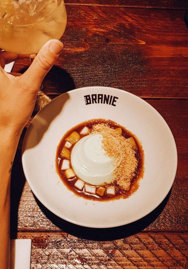 Branie dessert