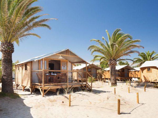 Cabin on the beach Yelloh! Village