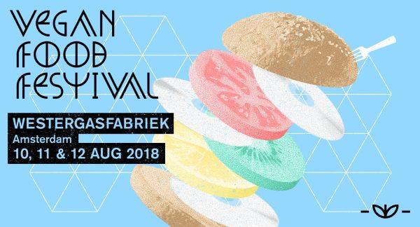 Weekend Tip: The Vegan Food Festival in Amsterdam