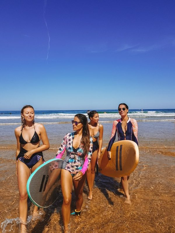 The Ultimate Surf Camp? Zarautz Surf Village