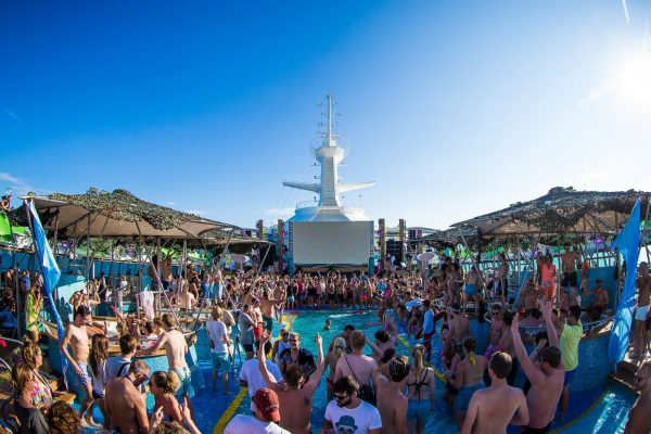I stepped on board of The Ark Cruise, and this is what happened