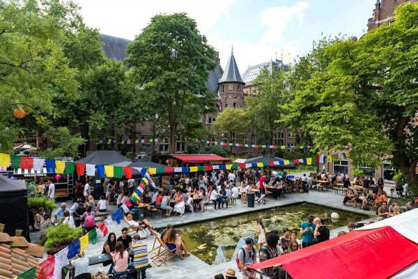 5 x Foodie Events in Amsterdam this weekend!