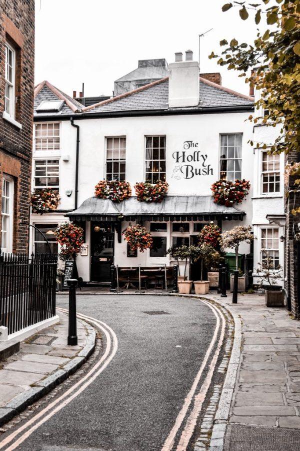 Hamstead London