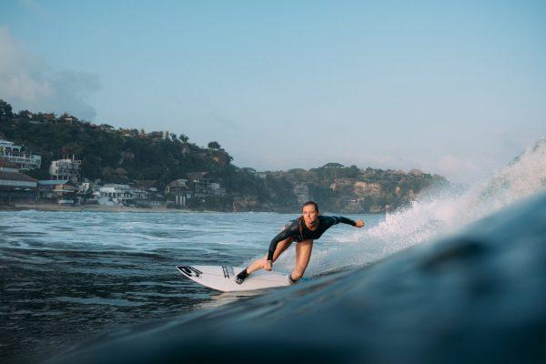 Julia surfing