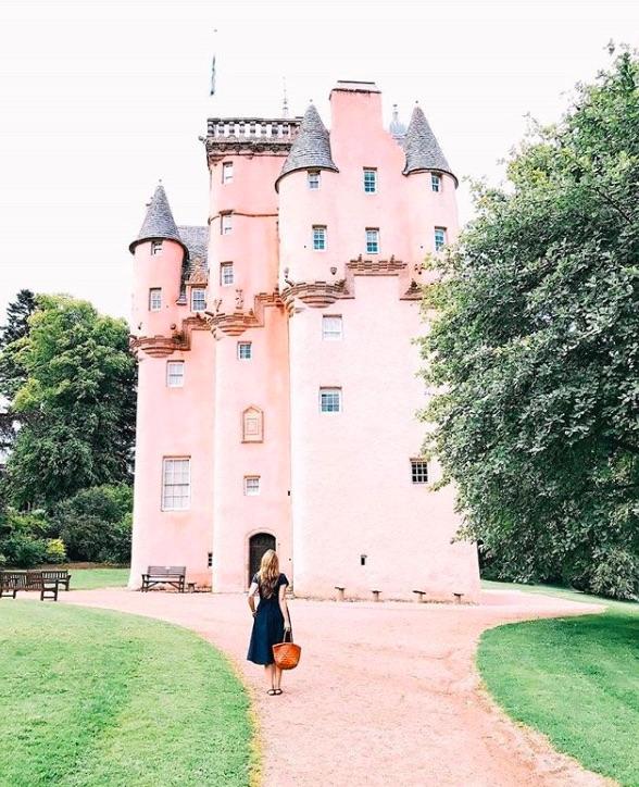 Stunning castles in Europe