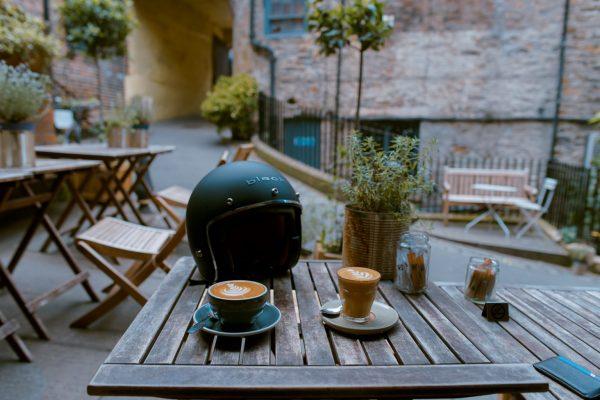 coffee in Durham