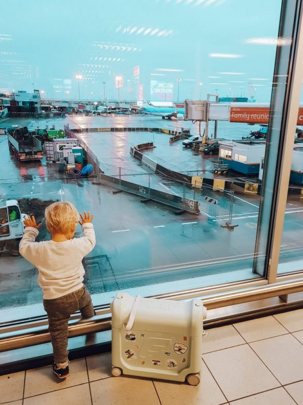 Traveling with JetKids