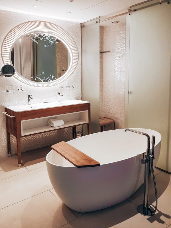 Bathroom Club Med Cafelù