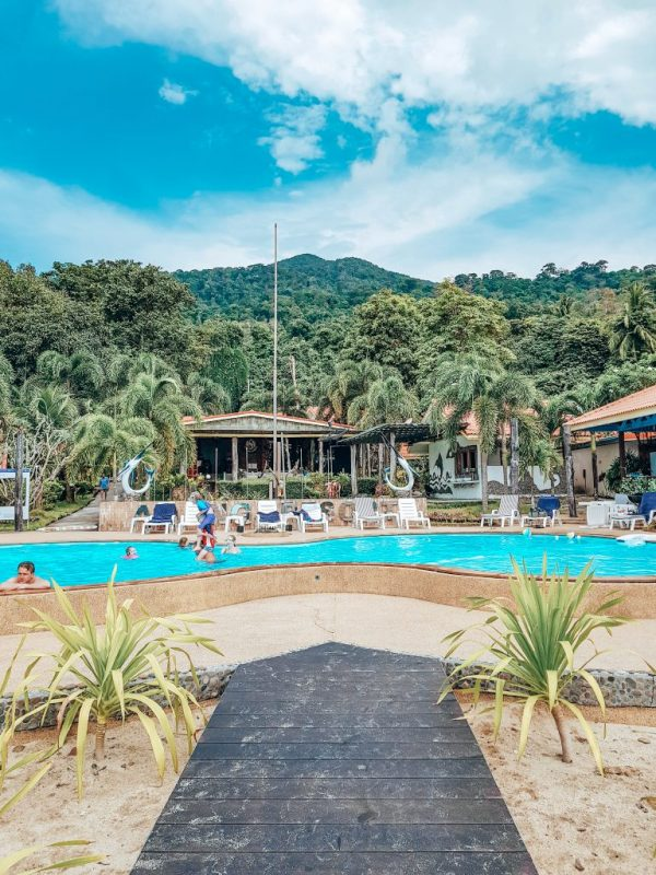 Pool Adang Island Resort